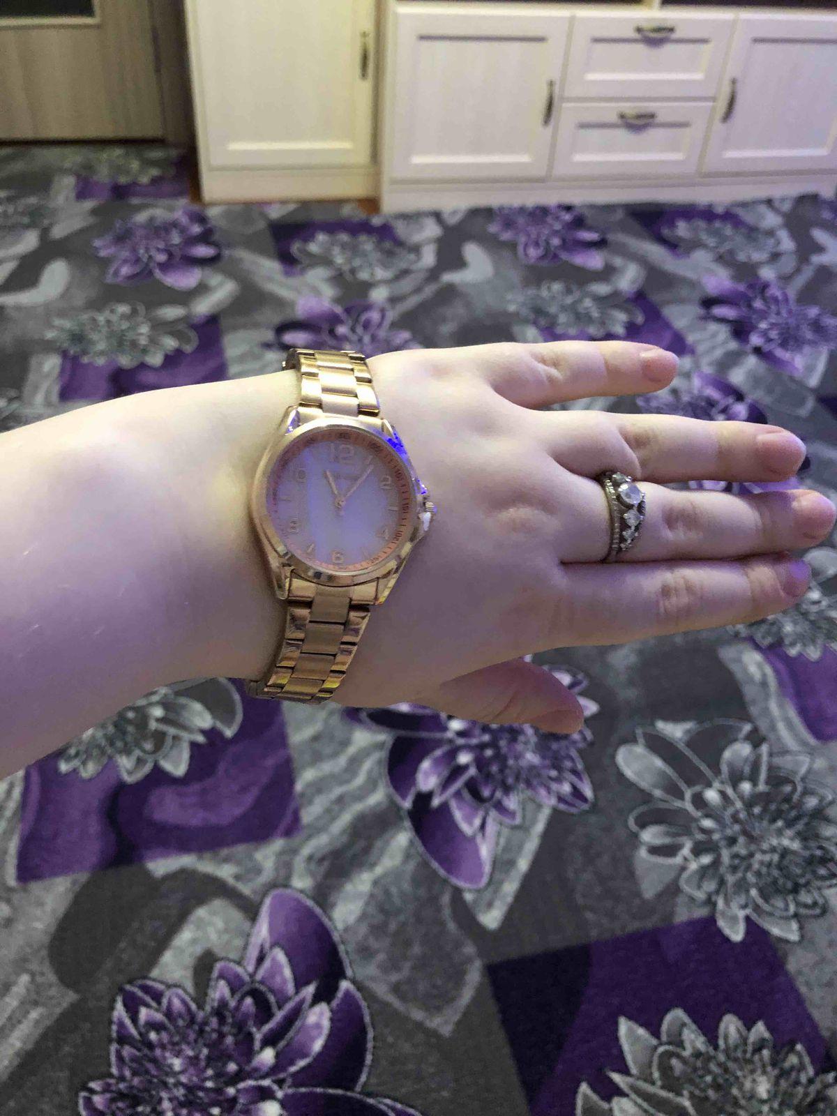 Когда хотела часы, а получила квест