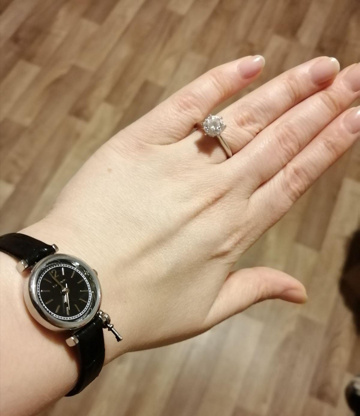 Рекомендую,шикарное кольцо!