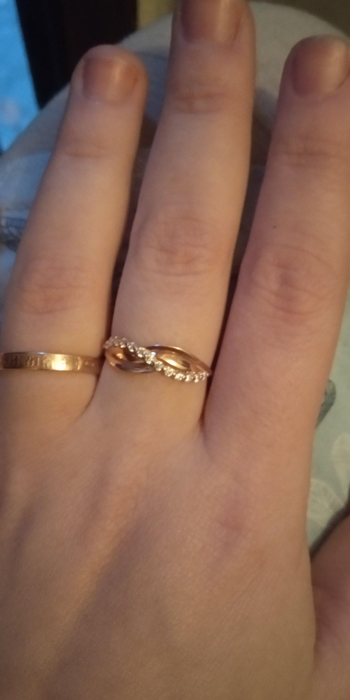 Мечта кольцо