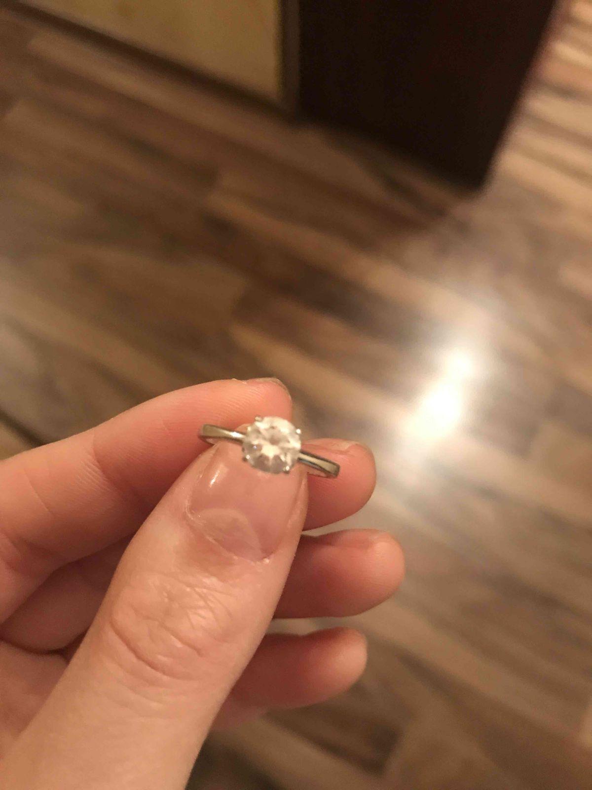 Обожаю это кольцо!