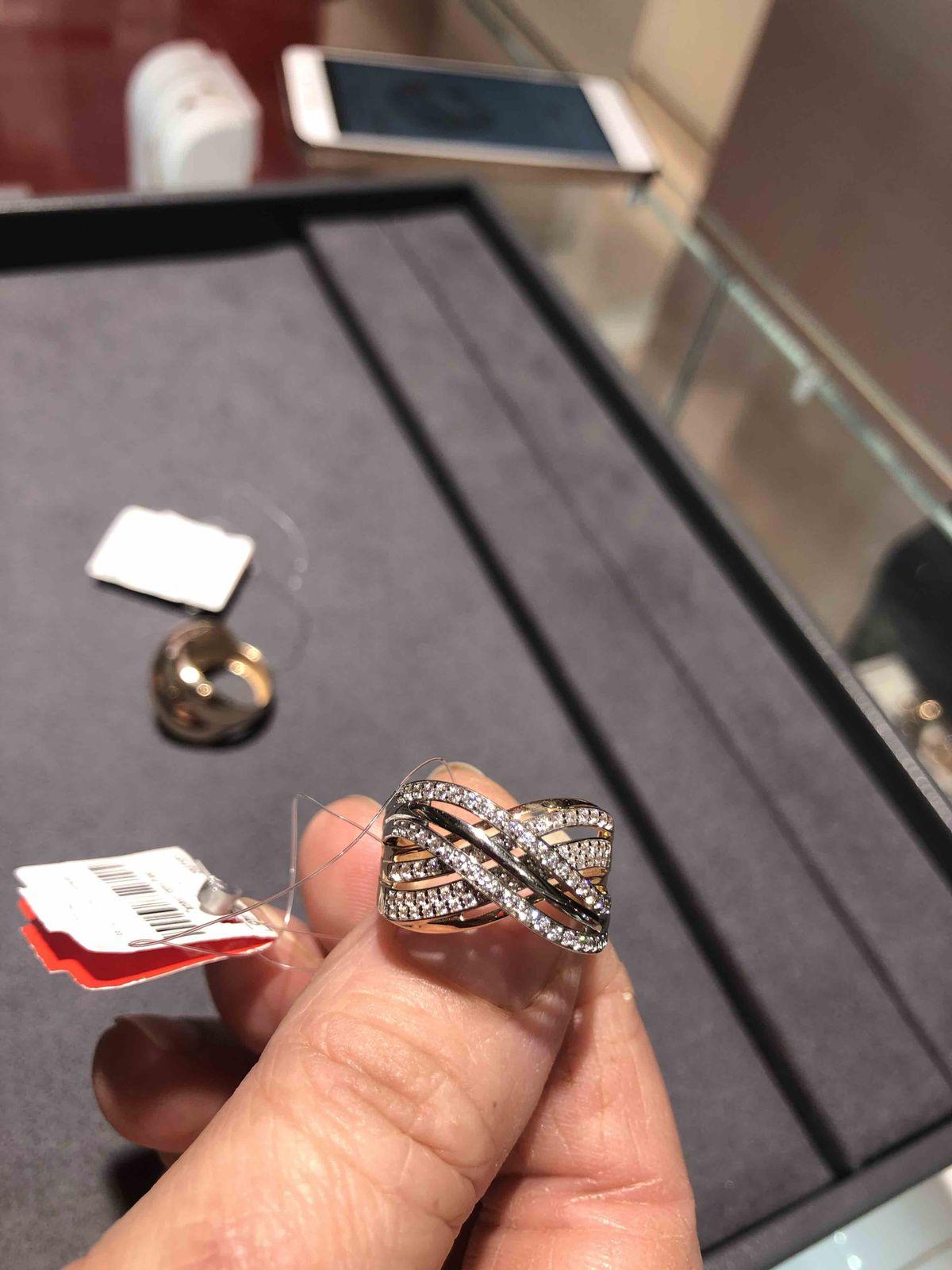 Шикарное кольцо!!!😍