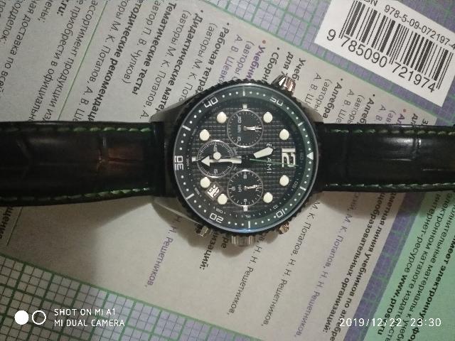 Мужские часы Оками , из Японии