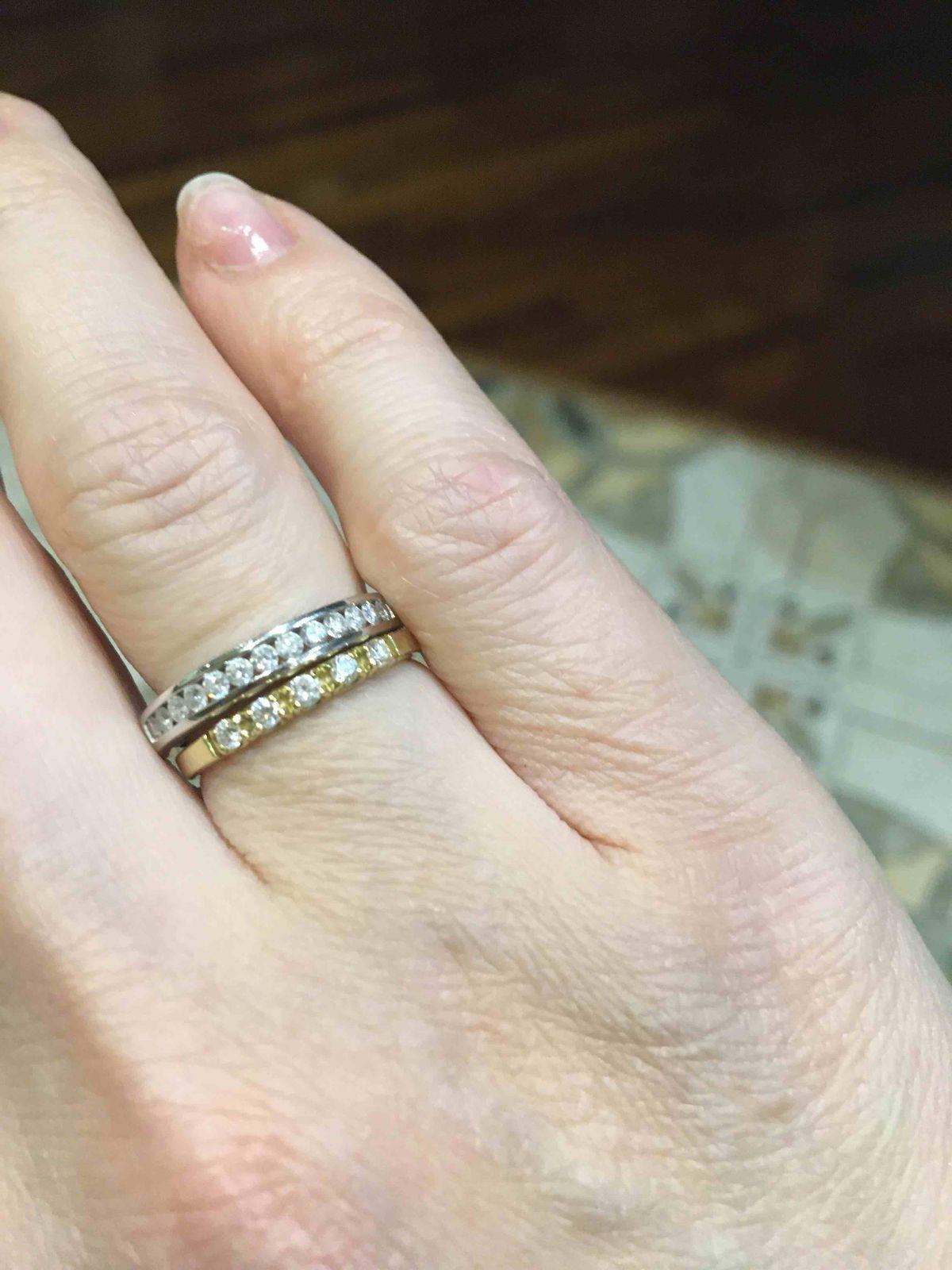 Замечательное кольцо по отличной цене