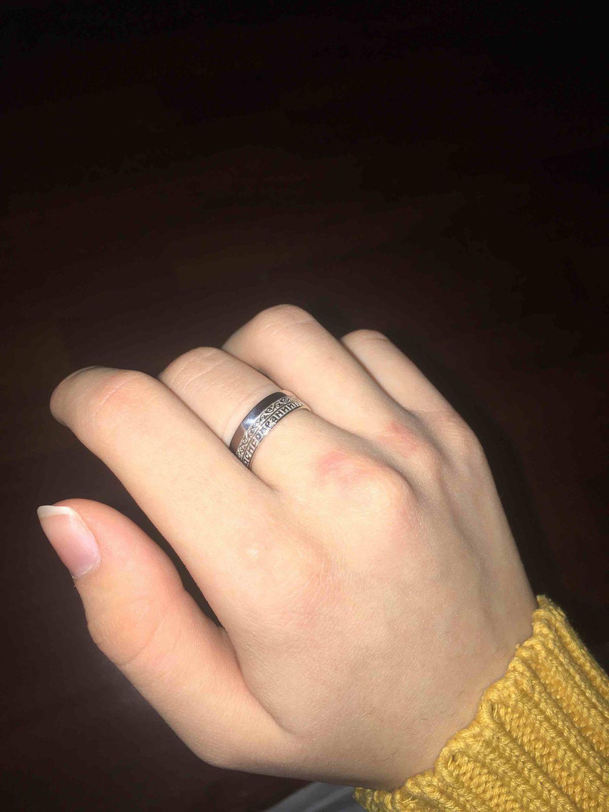 Это лучшее кольцо за всюмоюжизнь