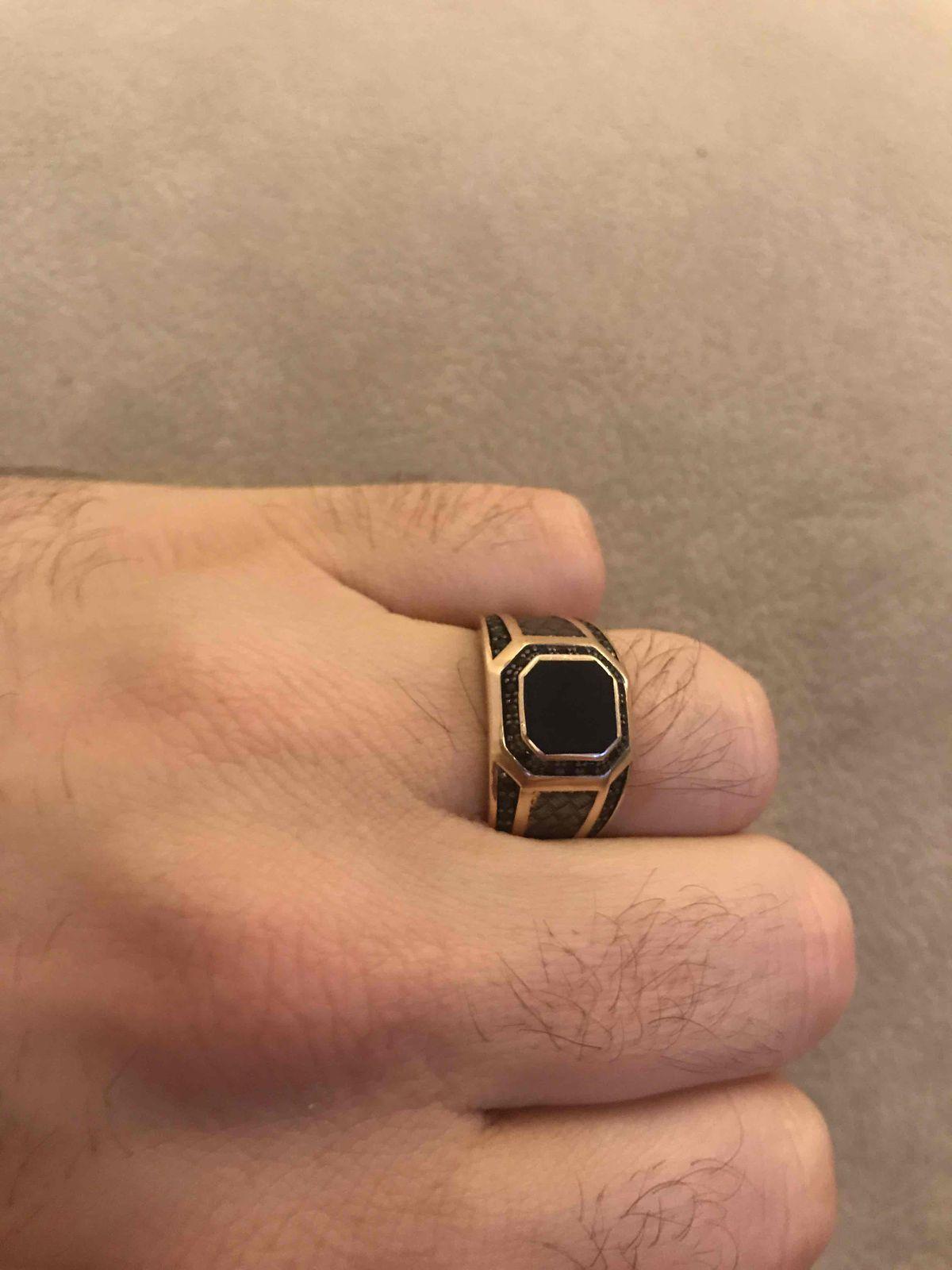 Достойный перстень
