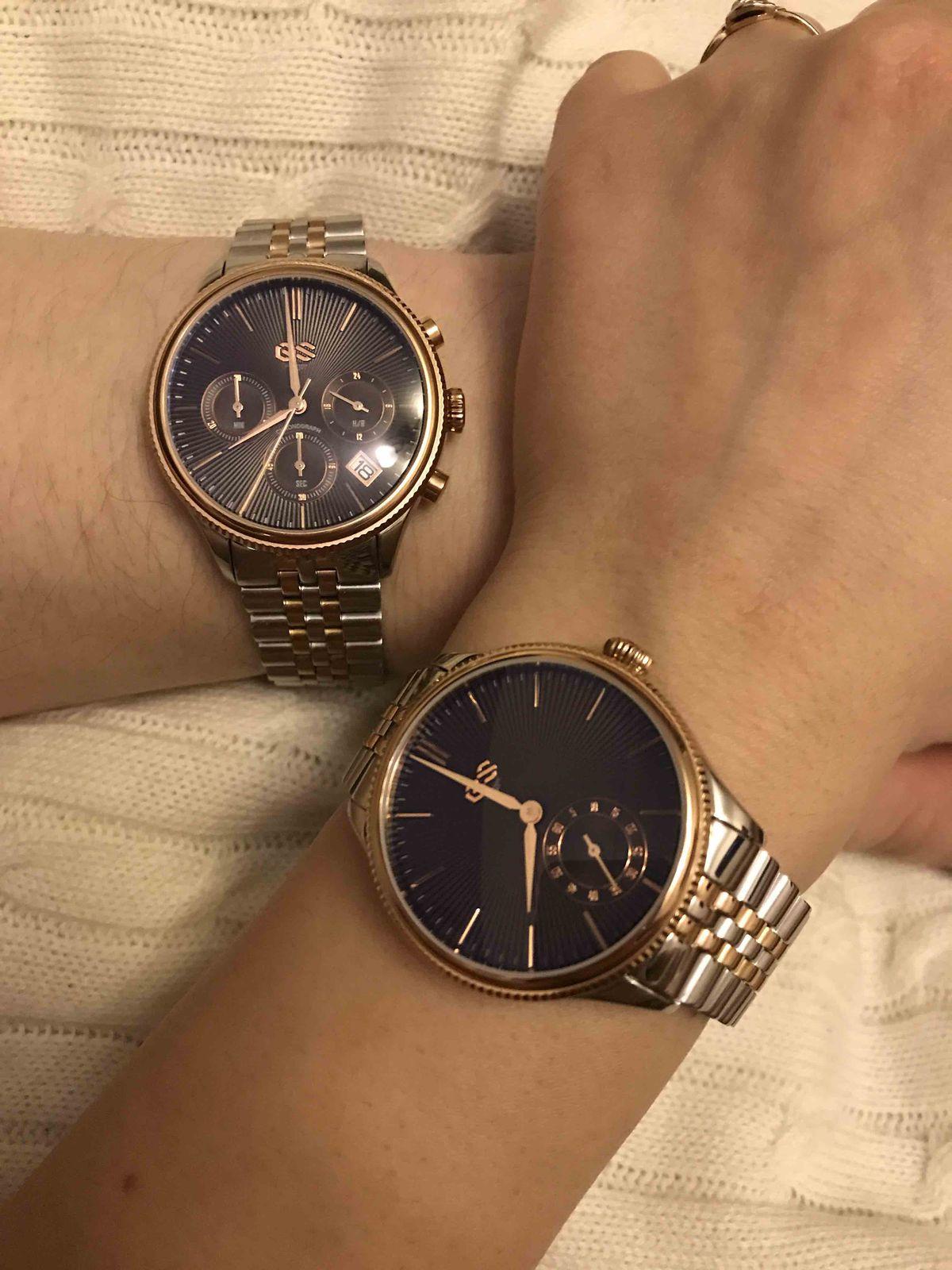 Супер часы , я доволен этой покупкой