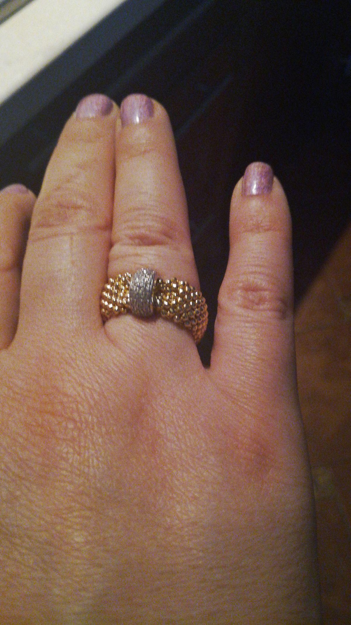 Это кольцо заменяет все