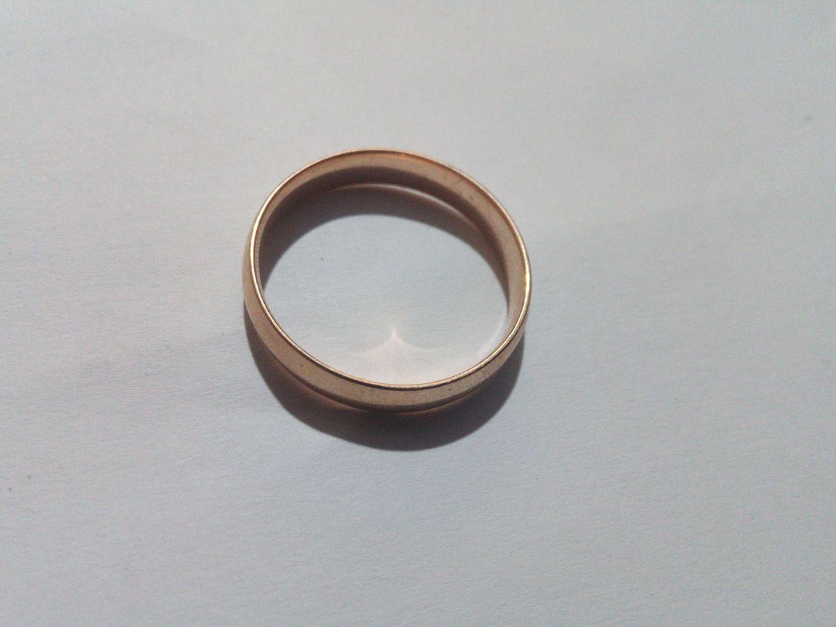 Обычное кольцо