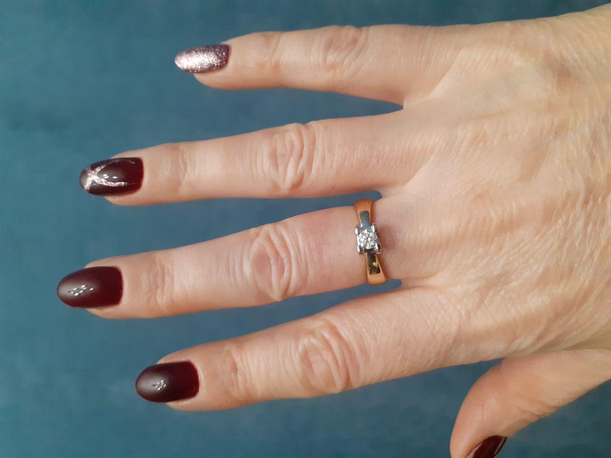 Стильное кольцо!