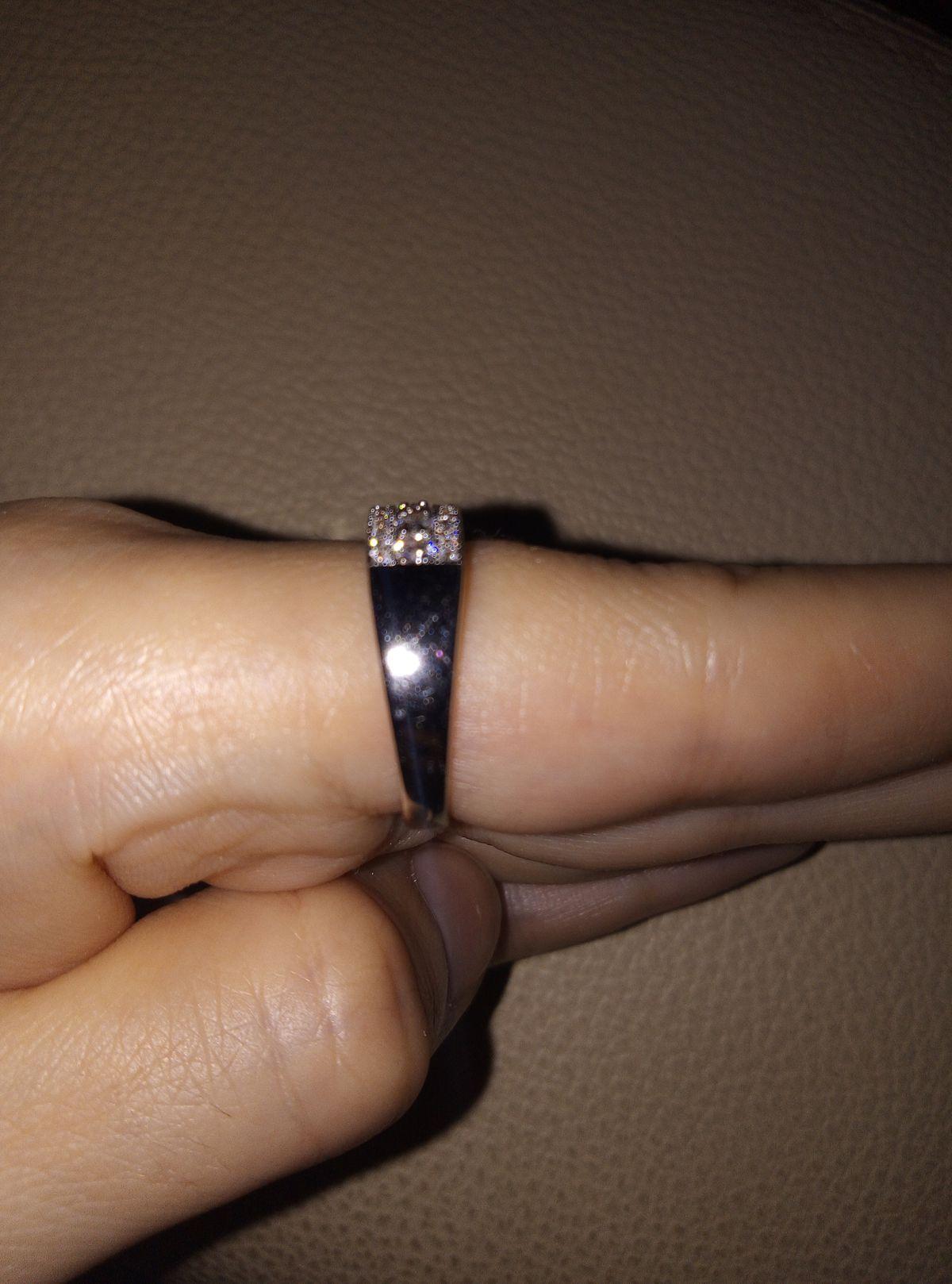 Кольцо размером 16,5