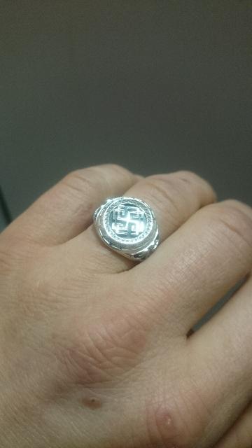 Отлично! Мне очень понравилось кольцо