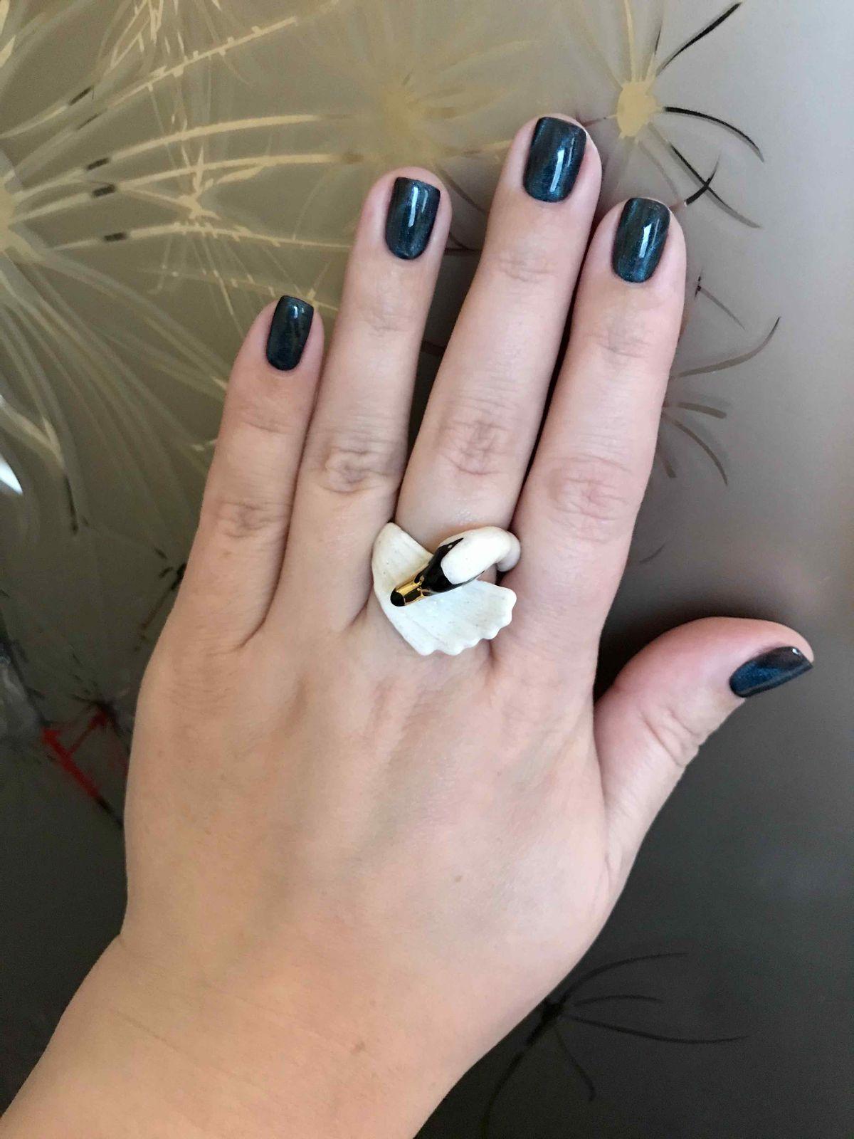 Кольцо Лебедь