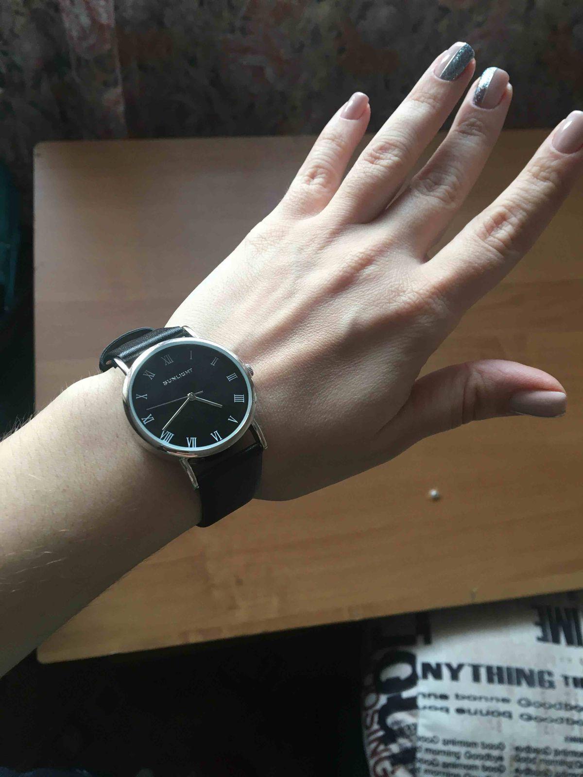 Замечательные часы) спасибо Sunlight)