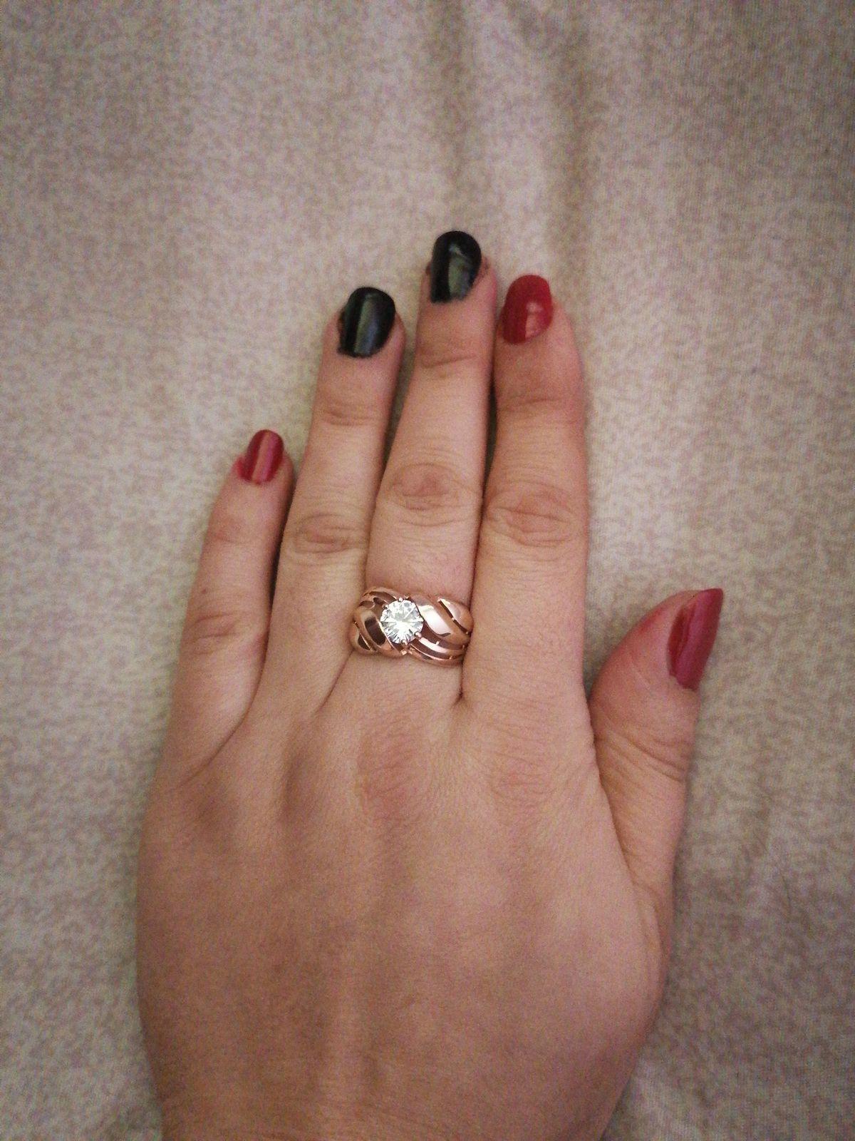 Золотая кольца