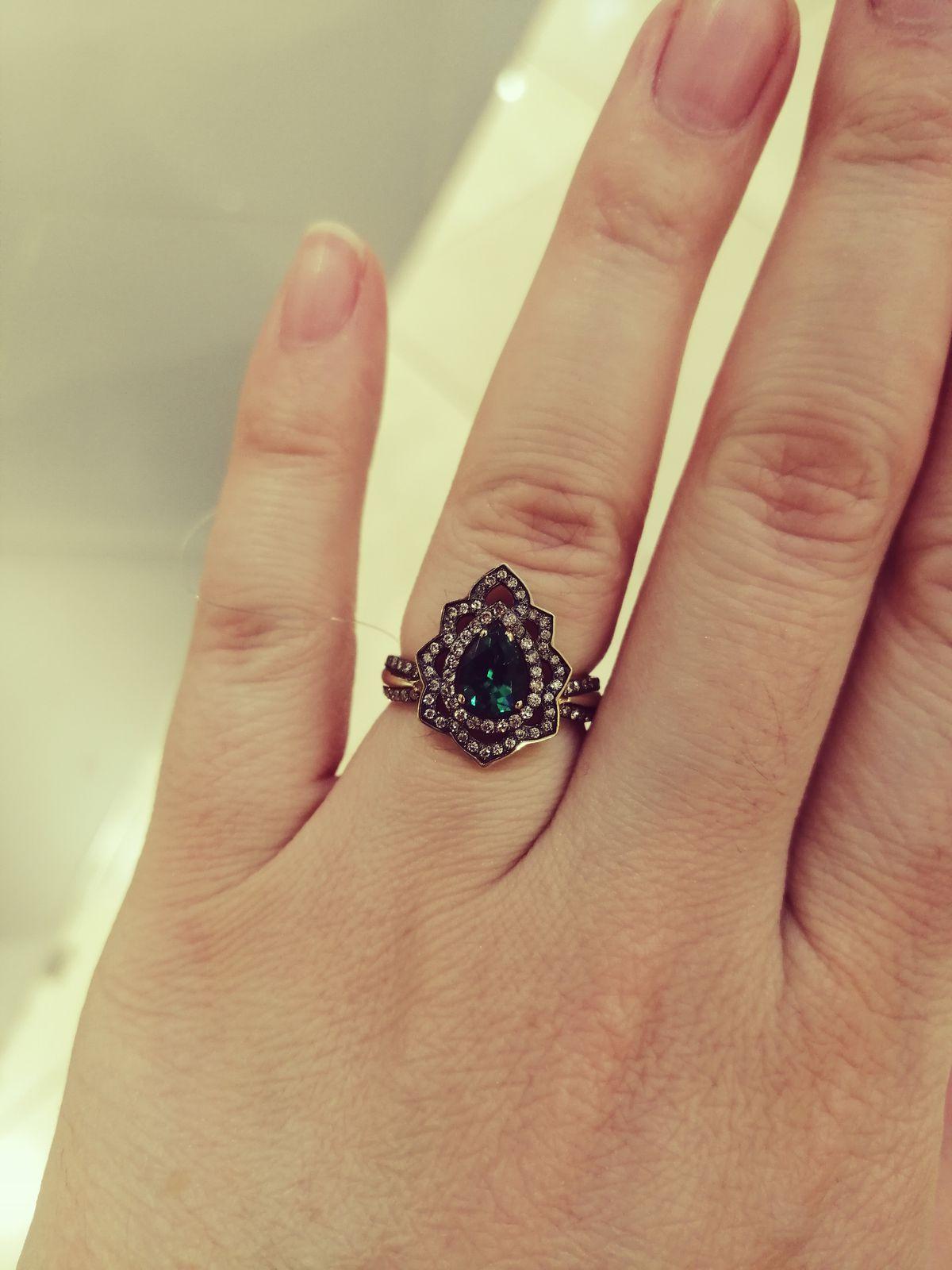Очень красивое кольцо 😍