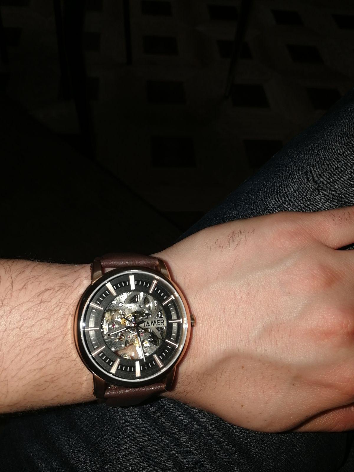 Часы с автоподзоводом