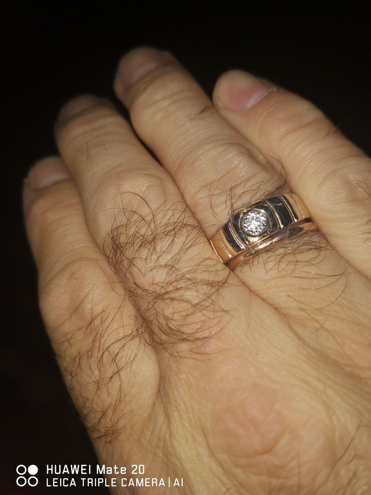 Кольцо очень мне понравилось.