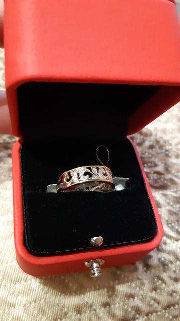 Кольцо с 32-мя бриллиантами