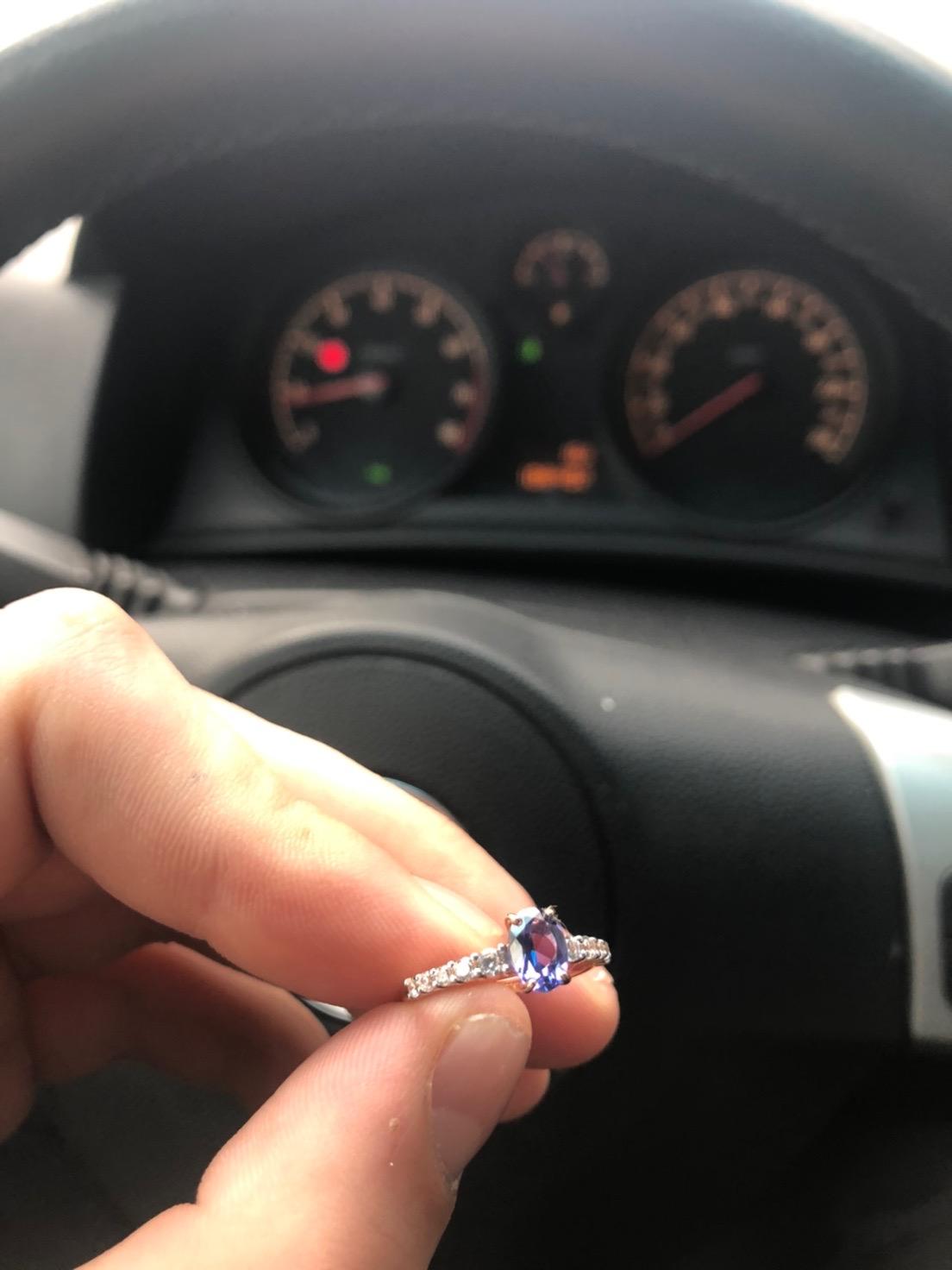 Кольцо под заказ