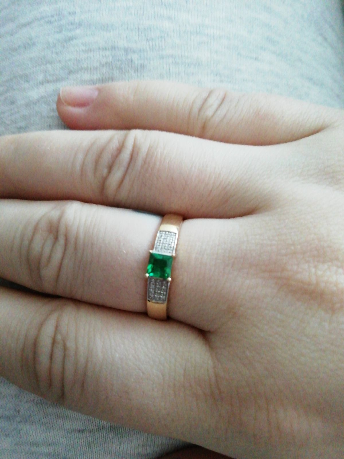 Кольцо великолепное!!