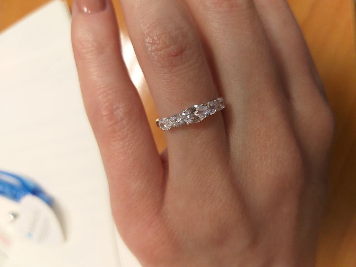Кольцо на которое невозможно налюбоваться.