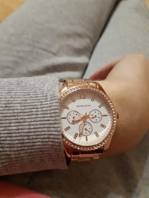 Часы Санлайт