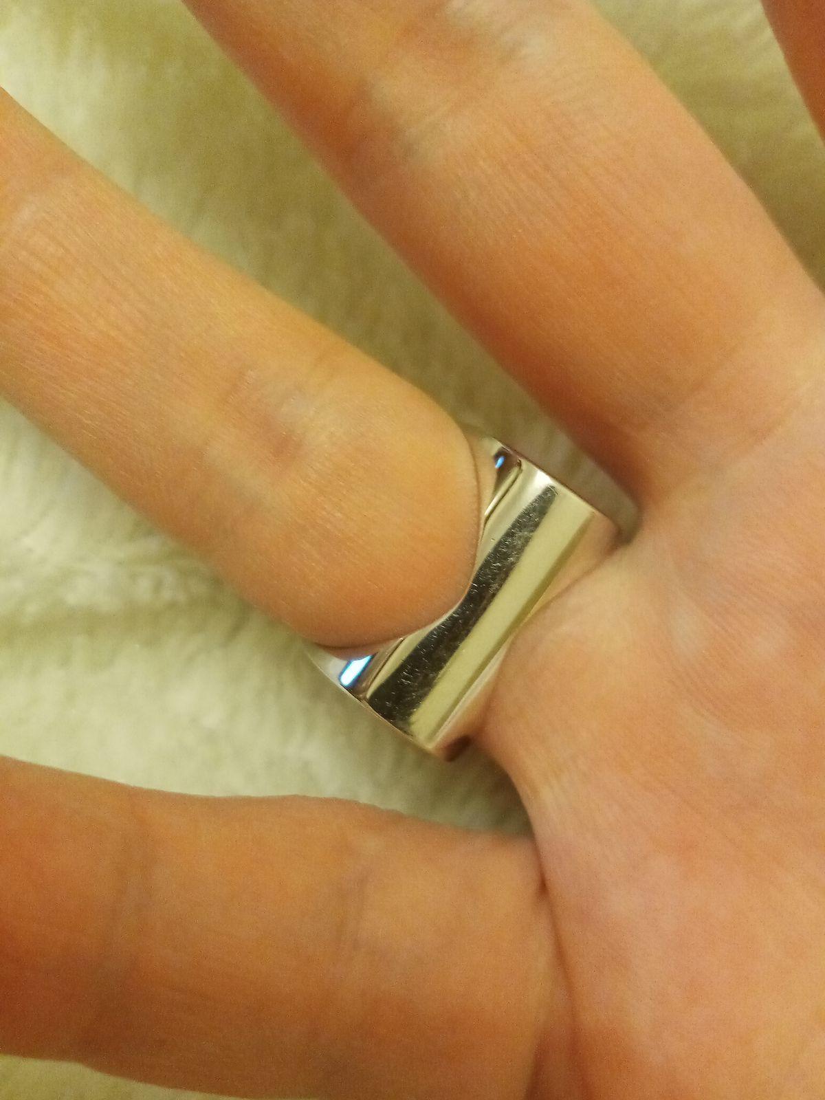 Стильное кольцо, супер!!!