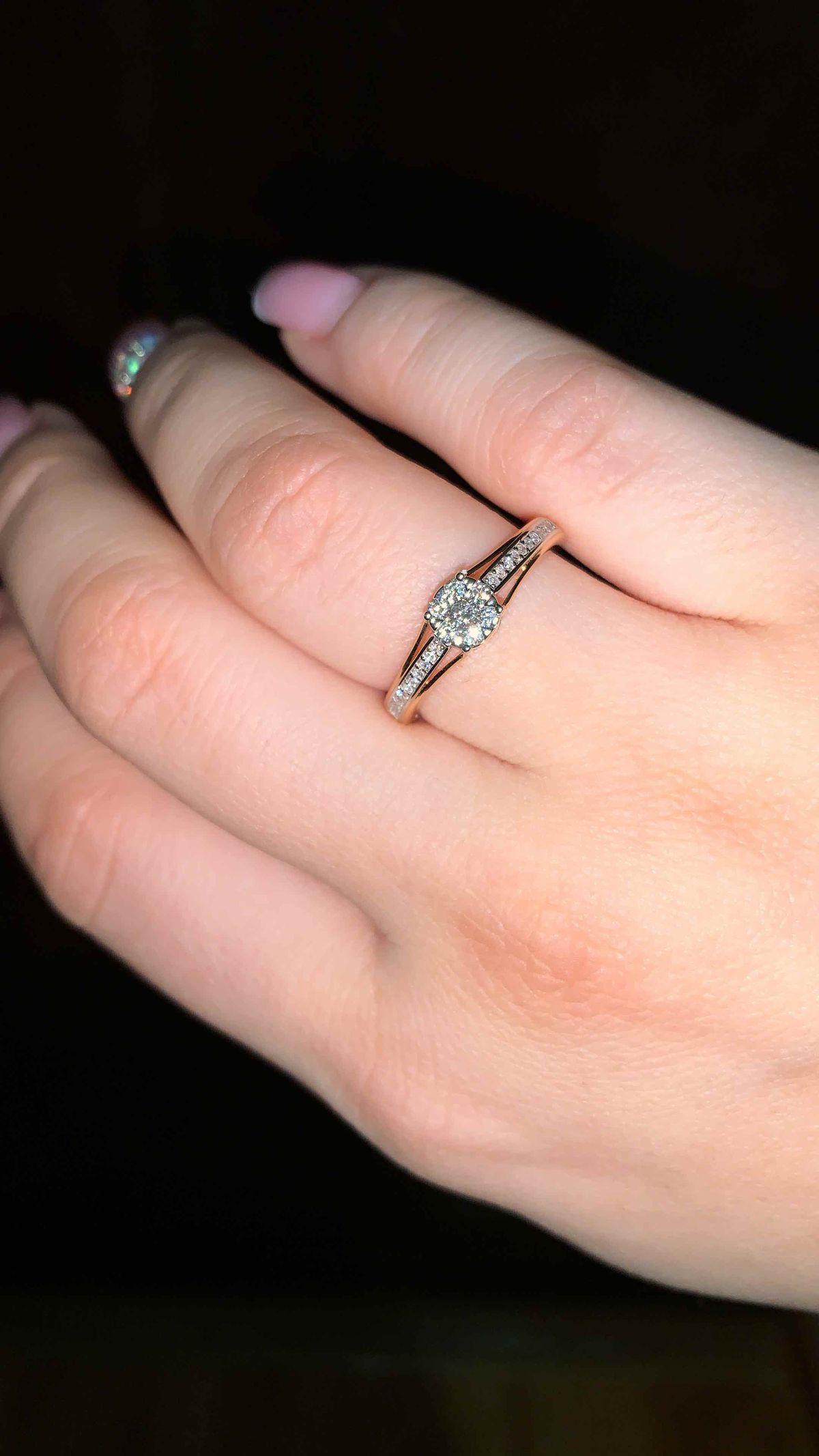 Муж подарил кольцо и оно нереальное!!!