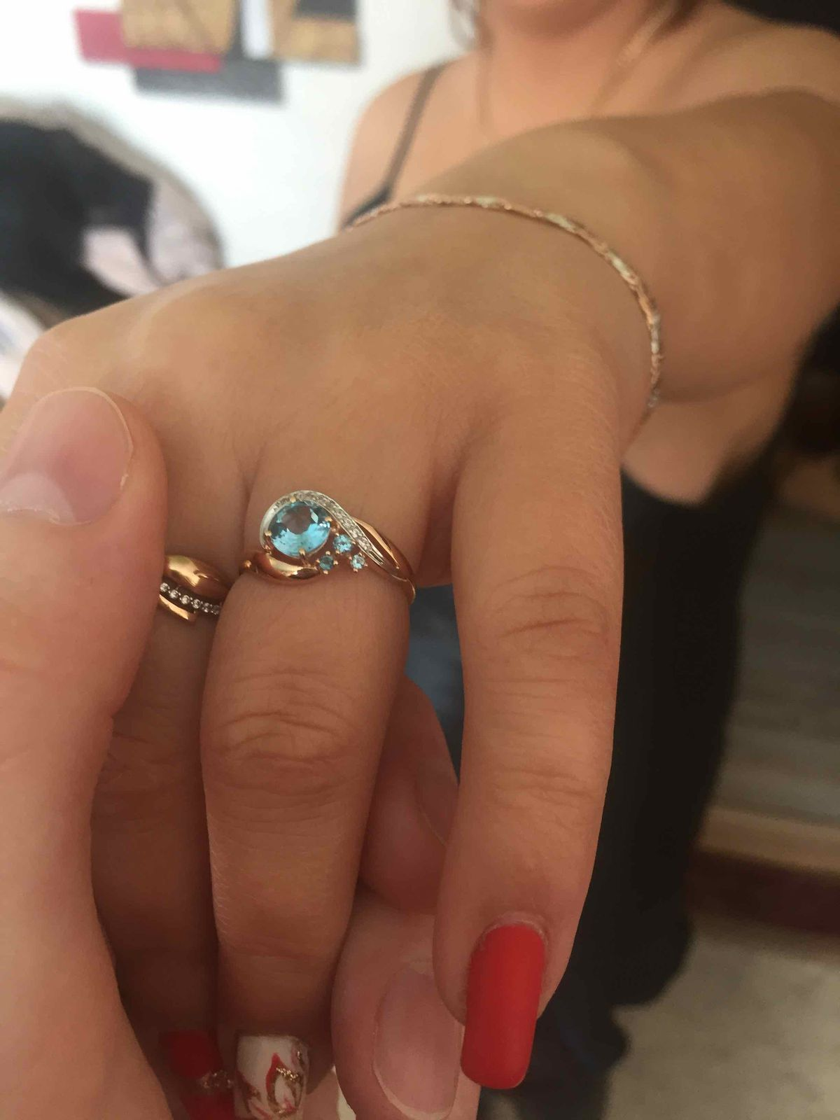 Отзыв кольцо