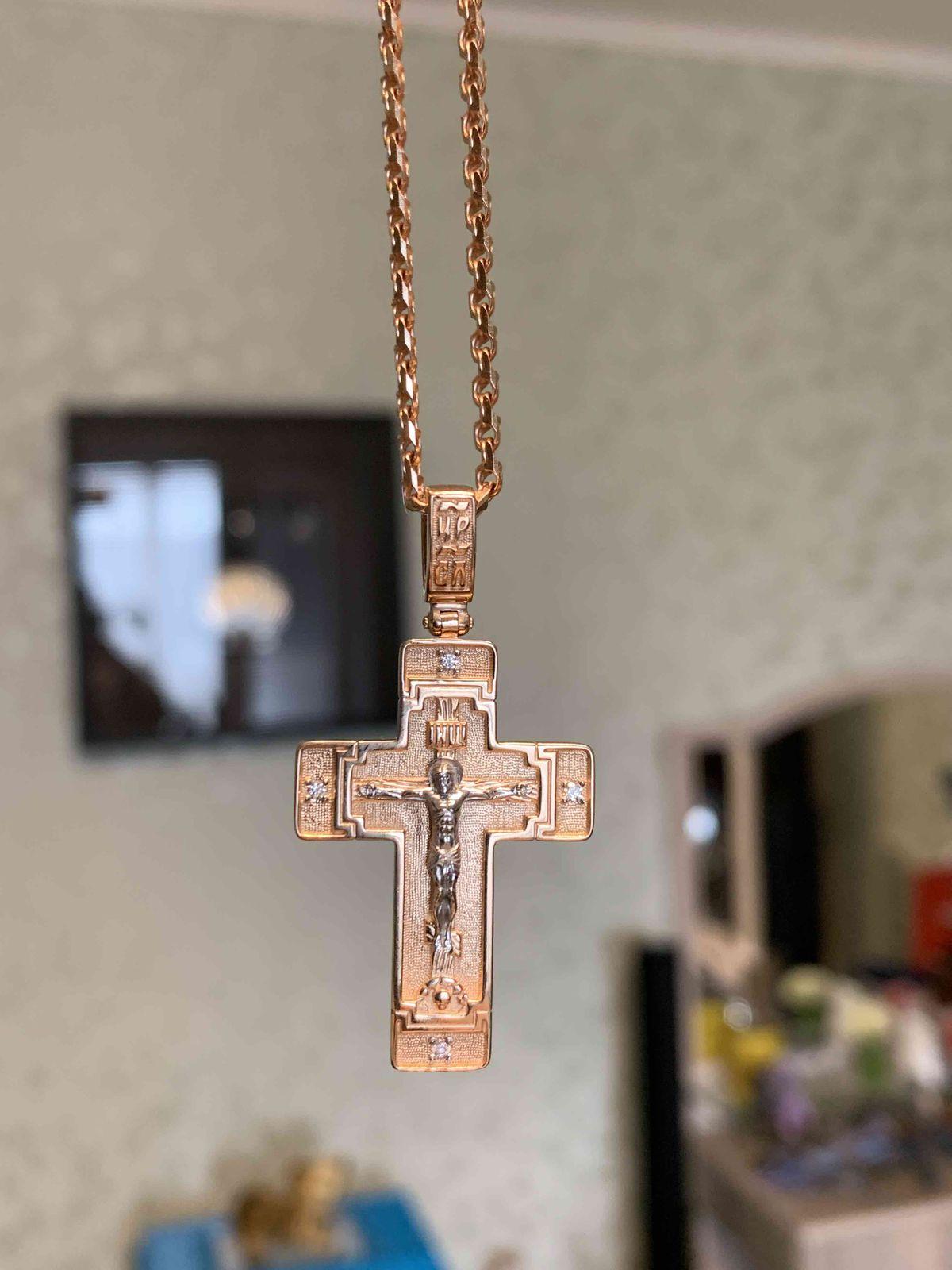 Добротный крест