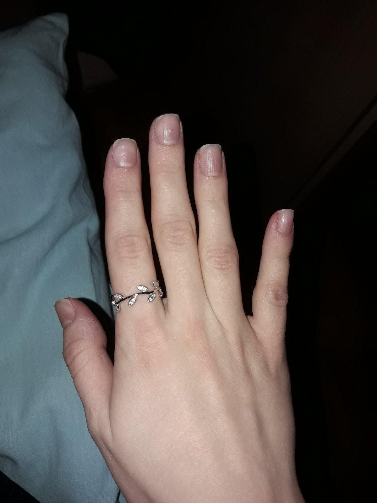 Купил кольцо