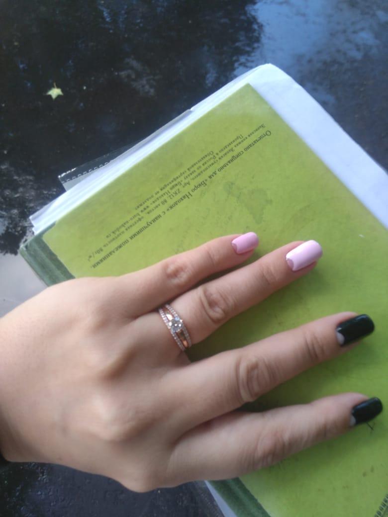 Хорошего качества кольцо