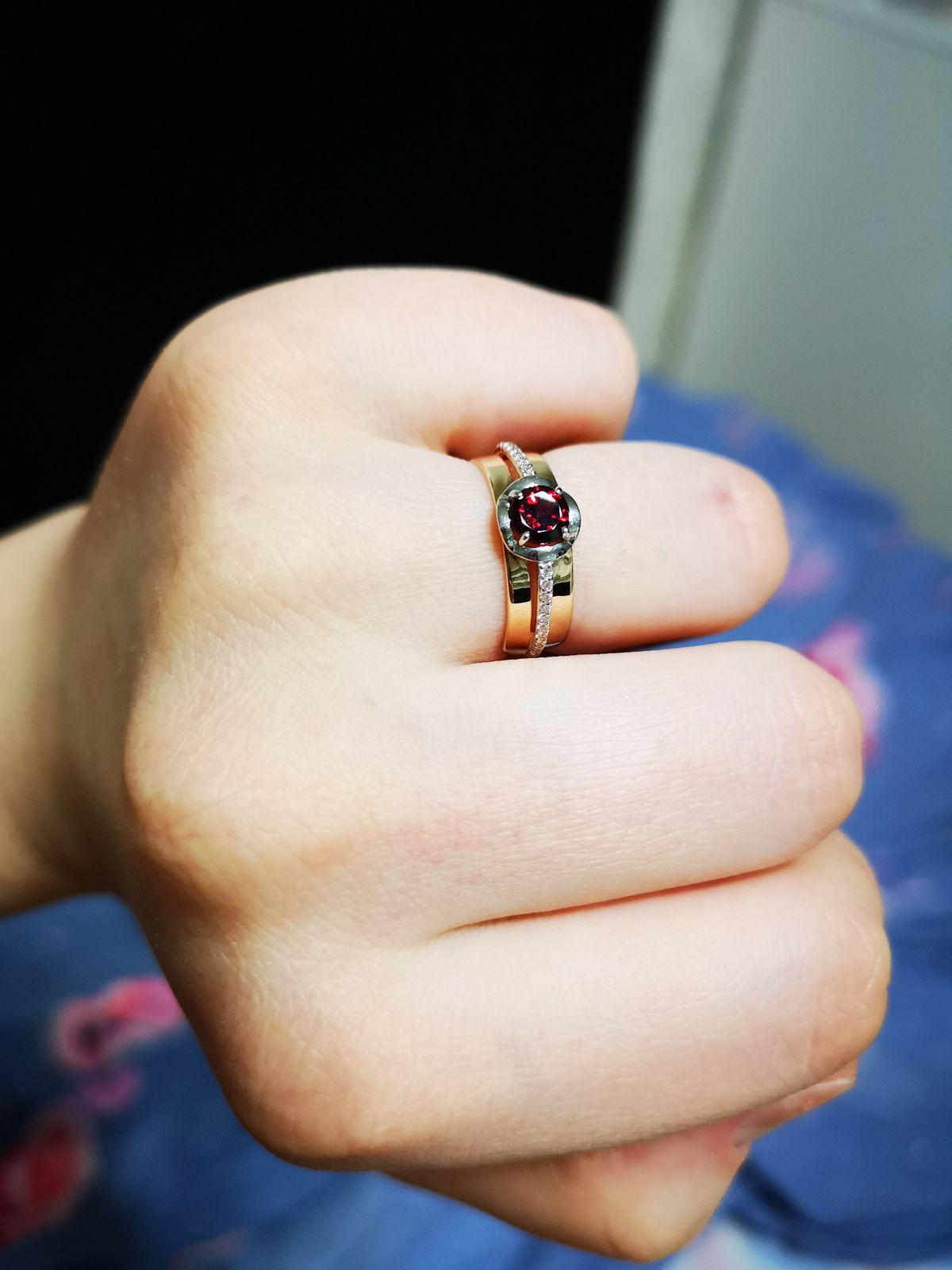 Кольцо Del'ta