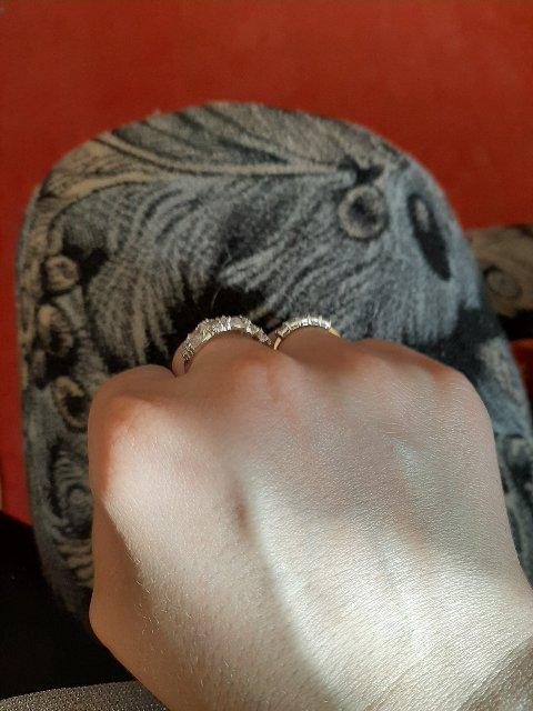 Кольцо, супер!