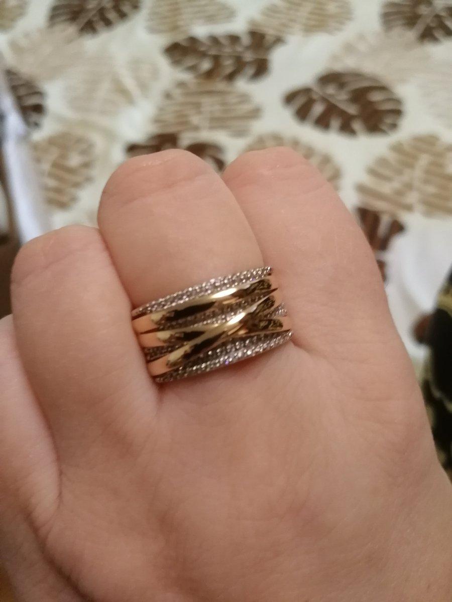Роскошное кольцо