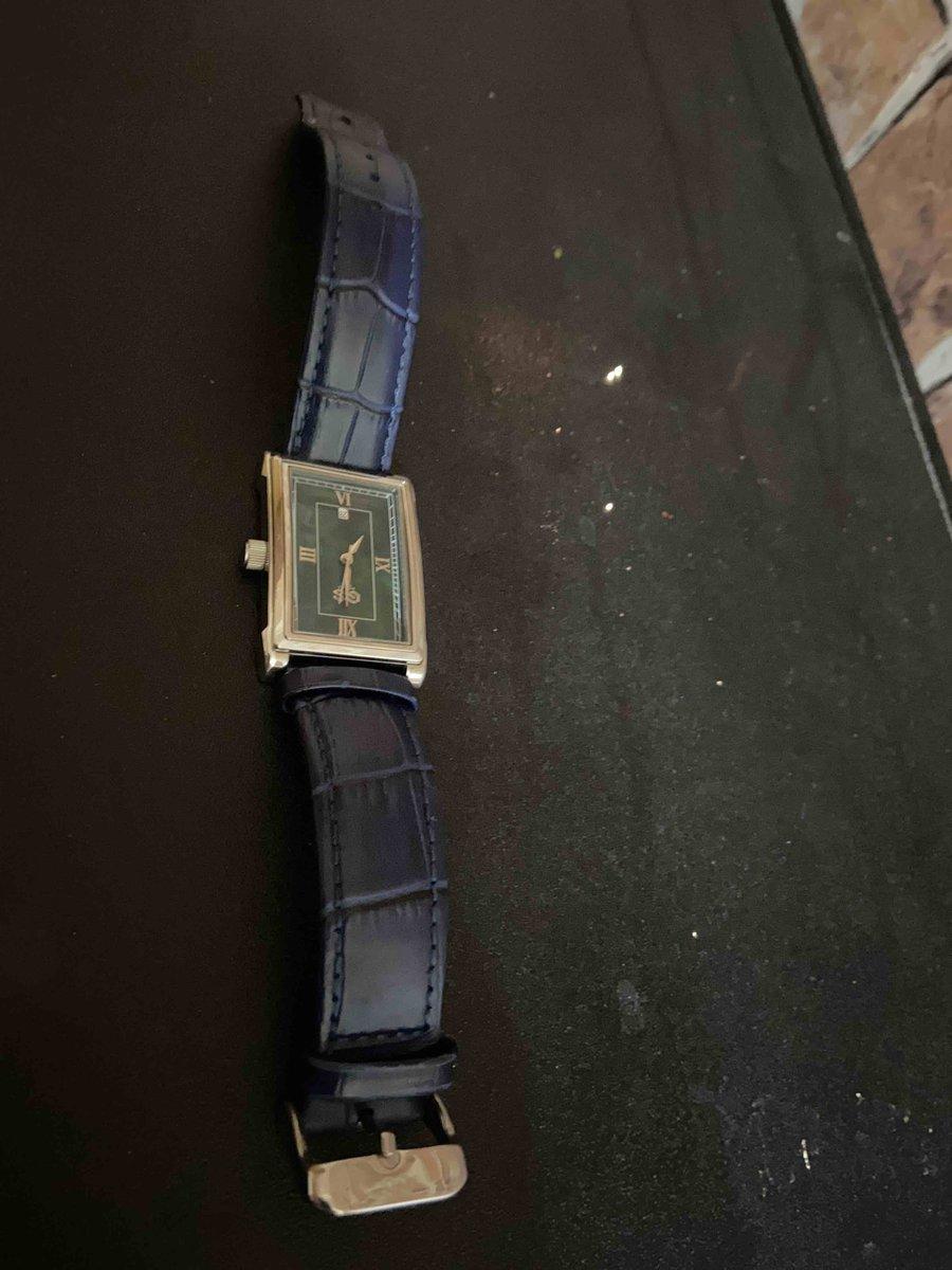 Купил часы себе