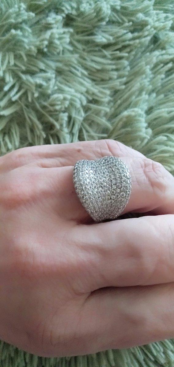 Кольцо для дам