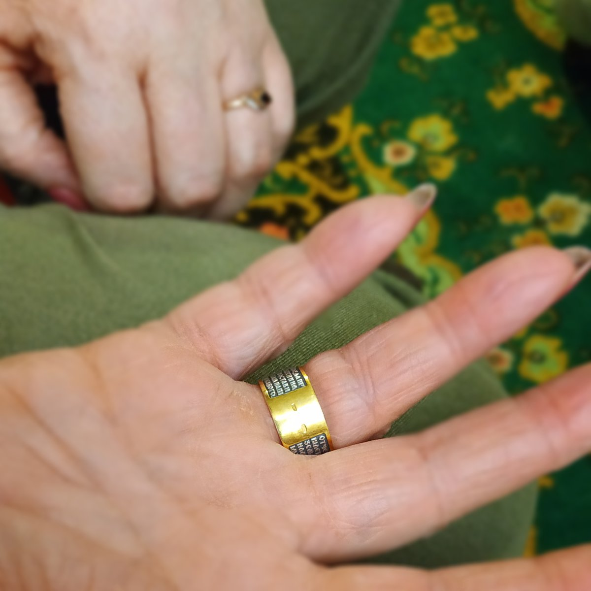 Кольцо размер 20,5