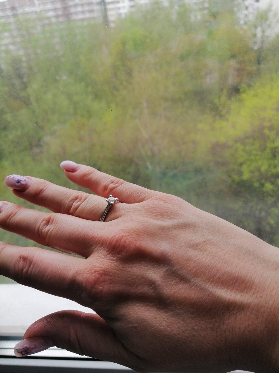Кольцо на новый год