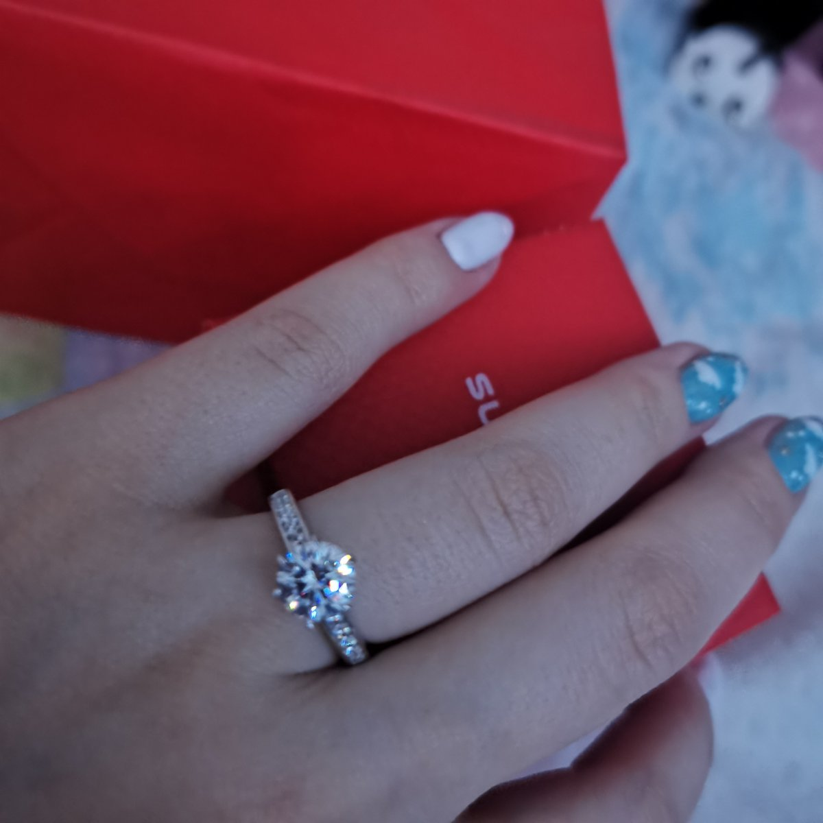 Самое моё любимое кольцо