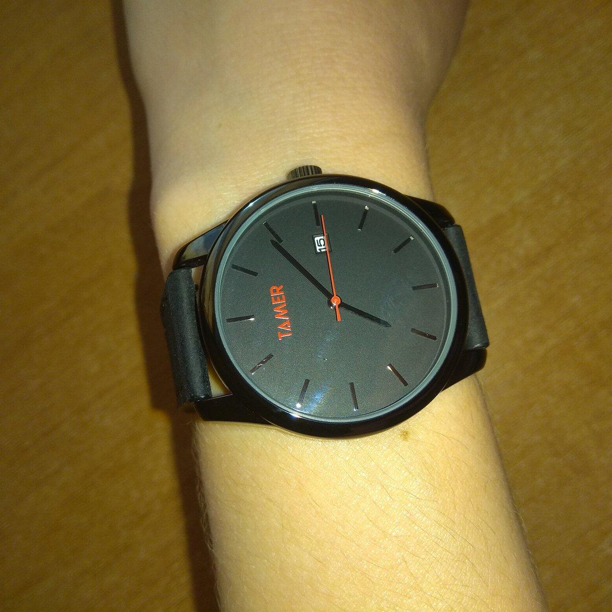 Часы мужу.