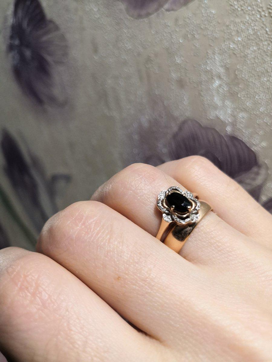 Королевские кольцо.