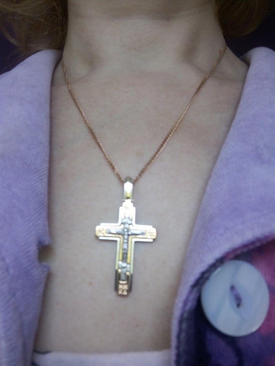 Мой крестик