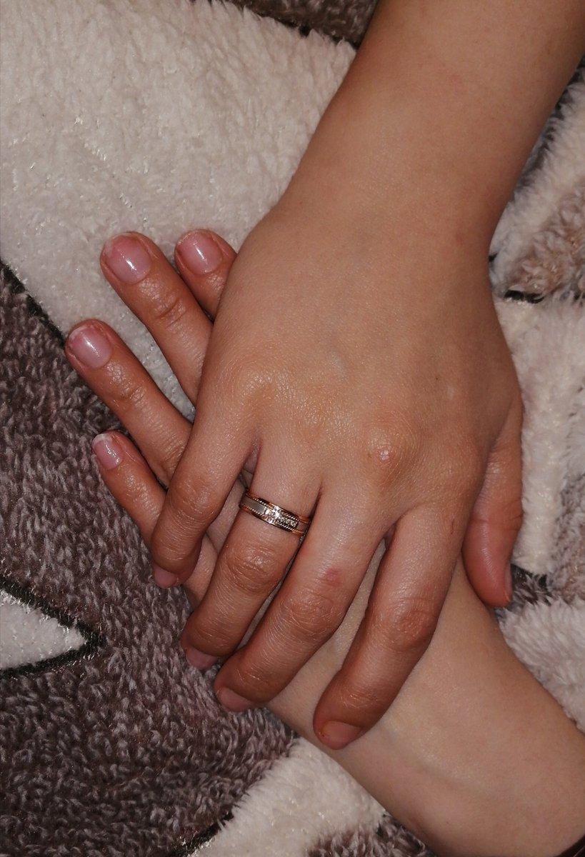 Обалденная кольцо