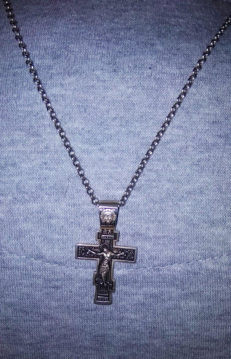 Цепочка для крестика