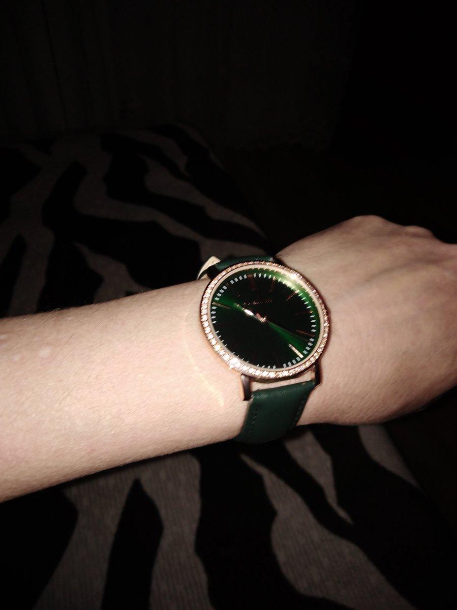Часы отличные. Я влюбилась в них с первого взгляда 😉
