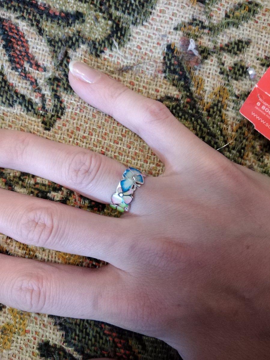 Кольцо с доставкой