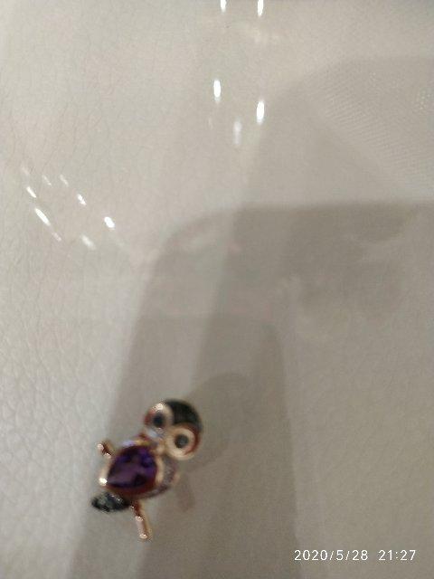 Бриллиантовая совушка