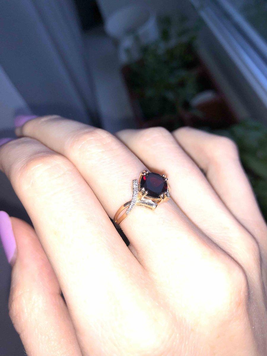 Кольцо с гоанатом
