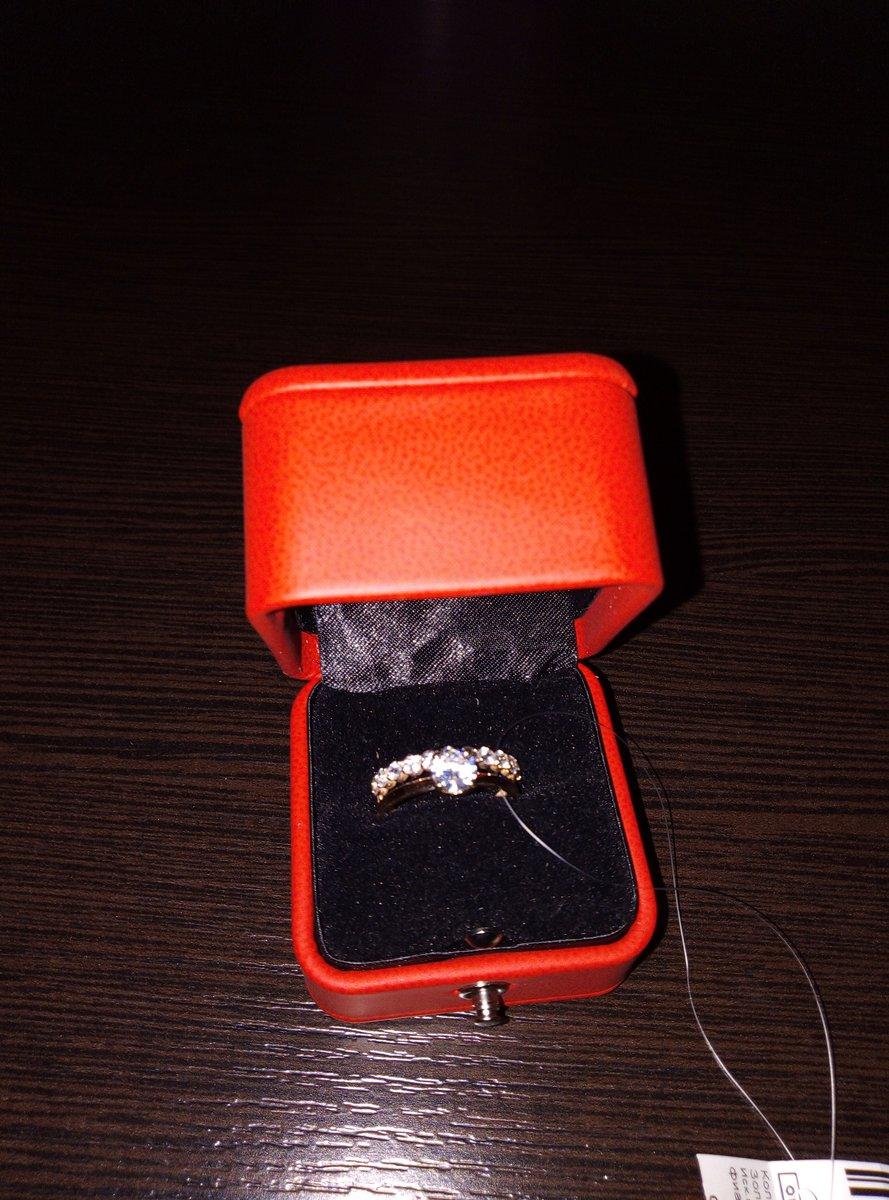 Очень довольна красивое кольцо я рада что заказ был у вас буду заказывать